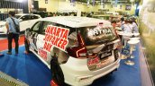 Modified 2018 Suzuki Ertiga Imx Rear Three Quarter