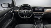 Skoda Scala Dashboard Driver Side
