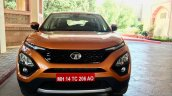 Tata Harrier Test Drive Review Image Front 1