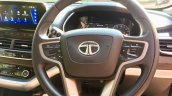 Tata Harrier Test Drive Review Interior Steering W