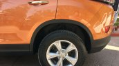 Tata Harrier Test Drive Review Rear Alloy