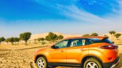 Tata Harrier Test Drive Review Side Profile 2