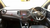 Nissan Kicks Interiors Dashboard
