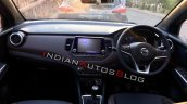 Nissan Kicks Interiors Dashboard And Steering Whee
