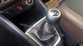 Nissan Kicks Interiors Gear Knob