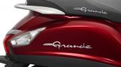 Yamaha Nozza Grande Rear Panel