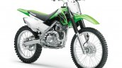 2019 Kawasaki Klx140g Launched In India Right Fron