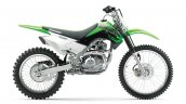 2019 Kawasaki Klx140g Launched In India Right Side