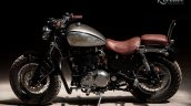 Royal Enfield Thunderbird Reveller By Eimor Custom