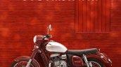 Jawa Classic Jawa Maroon Left Side