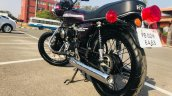 Yamaha Rx100 Restored By Prateek Bluesmokecustoms