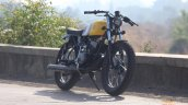 Yamaha Rx100 Scrambler Modified Front Right Quarte
