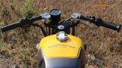Yamaha Rx100 Scrambler Modified Fuel Tank And Hand