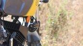 Yamaha Rx100 Scrambler Modified Fuel Tank