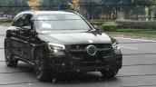 2019 Mercedes Glc Facelift Front Three Quarters Ri