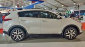 Kia Sportage Autocar Performance Show Images Side