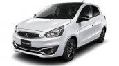 Mitsubishi Mirage Black Edition Dual Tone Front Th