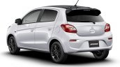 Mitsubishi Mirage Black Edition Dual Tone Rear Thr