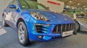 Porsche Macan Autocar Performance Show 2019 Images