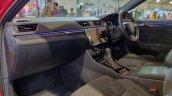 Skoda Superb Sportline Dashboard Side View At Aps