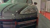 2018 Porsche Cayenne Turbo Autocar Performance Sho
