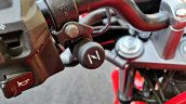 Hero Xtreme 200r Road Test Review Choke Switch