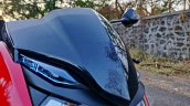 Hero Xtreme 200r Road Test Review Flyscreen