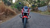 Hero Xtreme 200r Road Test Review Front 2