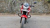 Hero Xtreme 200r Road Test Review Front
