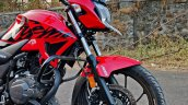 Hero Xtreme 200r Road Test Review Front Suspension