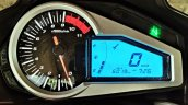 Hero Xtreme 200r Road Test Review Instrument Conso