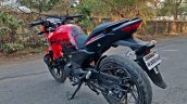 Hero Xtreme 200r Road Test Review Left Rear Quarte