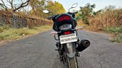 Hero Xtreme 200r Road Test Review Rear