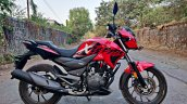 Hero Xtreme 200r Road Test Review Right Side