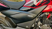 Hero Xtreme 200r Road Test Review Side Panel Right