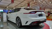 Kia Stinger Gt Autocar Performance Show Images Rea