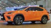 Lexus Nx 300h Autocar Performance Show Images Fron