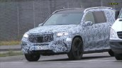 Mercedes Maybach Gls Front Three Quarters Left Sid