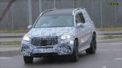 Mercedes Maybach Gls Front Three Quarters Spy Shot