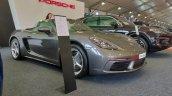 Porsche 718 Boxster Autocar Performance Show Image