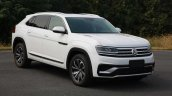 Production Vw Atlas Cross Sport Front Three Quarte