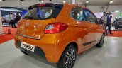Tata Tiago Xz Autocar Performance Show Images Rear
