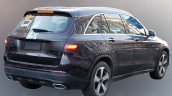 2019 Mercedes Glc Facelift Rear Three Quarters Spy