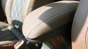 Nissan Kicks Review Images Front Armrest