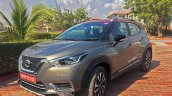 Nissan Kicks Review Images Front Three Quarters 5