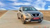Nissan Kicks Review Images Images Front Three Quar