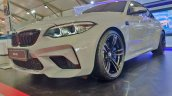 Bmw M2 Competition Images Front Three Quarters 2 A