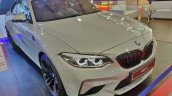 Bmw M2 Competition Images Front Three Quarters 3 A