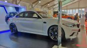 Bmw M2 Competition Images Side Profile Three Quart