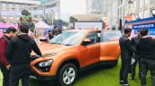 Tata Harrier Public Debut Gurugram Images 1